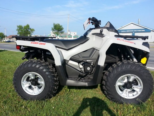 Can-am Outlander  500 L DPS  2015