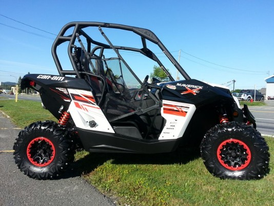 Can-am MAVERICK 1000R XXC DPS 2015
