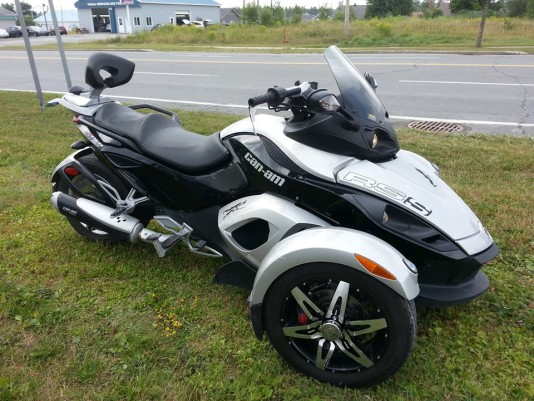 Can-am Spyder GS ( RS ) sm-5, 2008