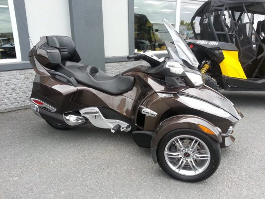 Can-am spyder rt limited 2012  14436a