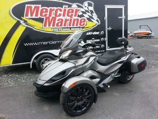 Can-am Roadster Spyder ST-S SE-5 2013 14410a