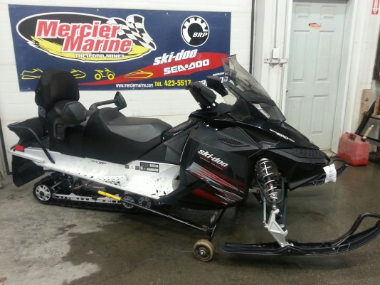 Ski-doo Grand Touring 600 ace 2011