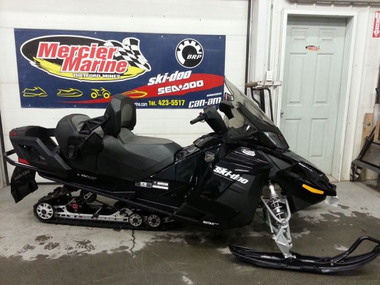 Ski-doo Grand Touring 900ACE 2014