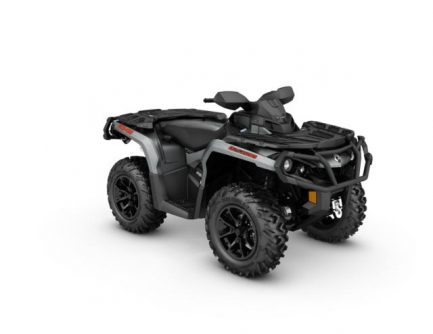 CAN-AM OUTLANDER XT 650 NEUF 2017
