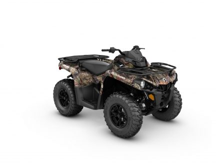 CAN-AM OUTLANDER DPS 450CC NEUF 2017