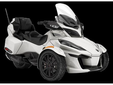 Canam Spyder Rt limited 2018