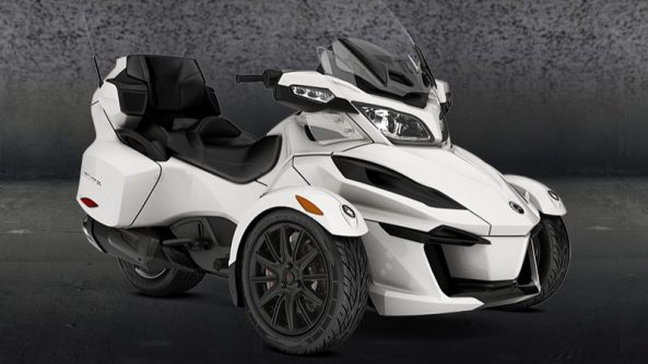 CAN-AM SPYDER RT TOURING 2018 neuf semi-automatique 6 vitesse