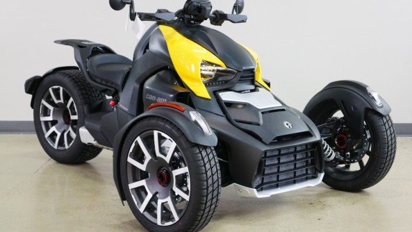 CAN-AM RYKER RALLY 900CC ACE