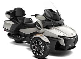 CAN-AM SPYDER RT LIMITED 2021 COULEUR CRAIE EDITION CHROME !